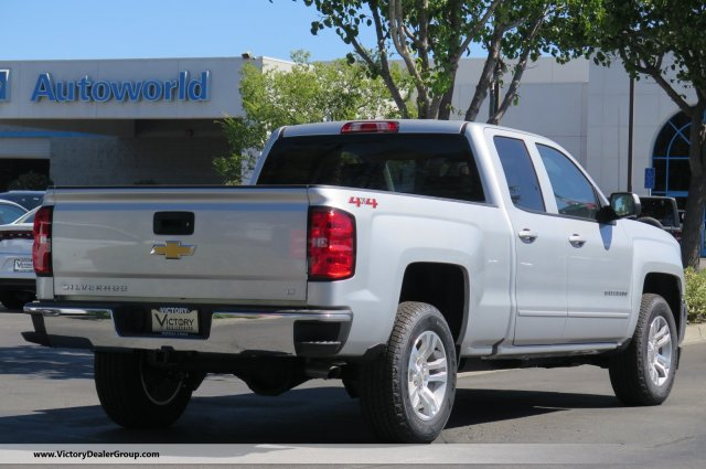 2018 Silverado 1500 Double Cab 4x4,  Pickup #54718 - photo 2
