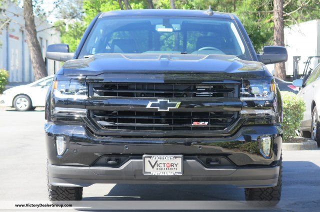 2018 Silverado 1500 Crew Cab 4x4,  Pickup #54741 - photo 3