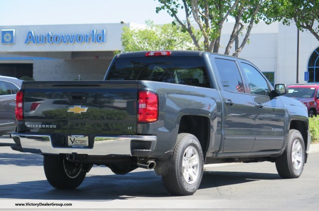 2018 Silverado 1500 Crew Cab 4x2,  Pickup #54743 - photo 2