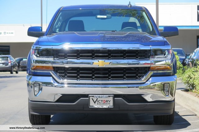 2018 Silverado 1500 Crew Cab 4x2,  Pickup #54797 - photo 3
