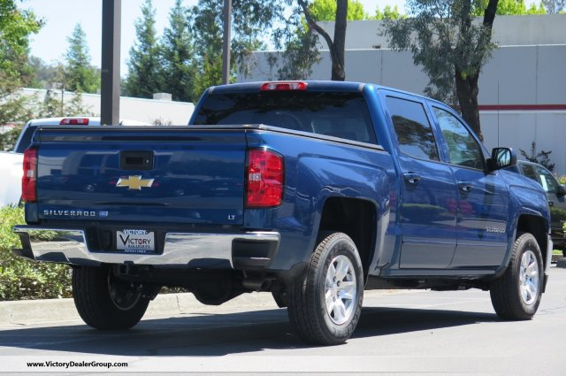 2018 Silverado 1500 Crew Cab 4x2,  Pickup #54797 - photo 2