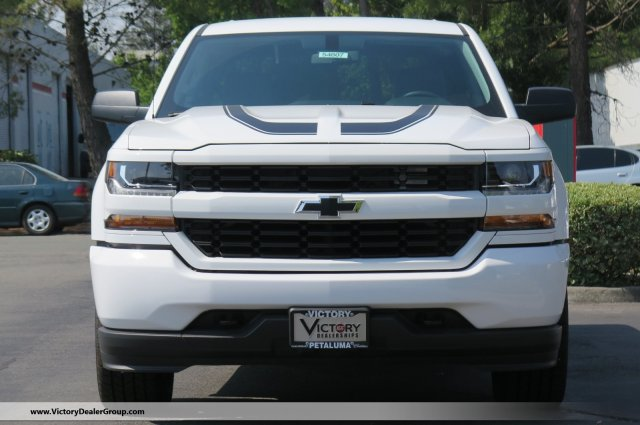 2018 Silverado 1500 Crew Cab 4x2,  Pickup #54807 - photo 3