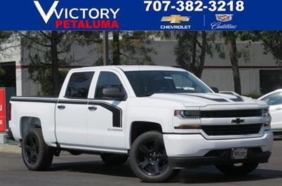 2018 Silverado 1500 Crew Cab 4x2,  Pickup #54807 - photo 1