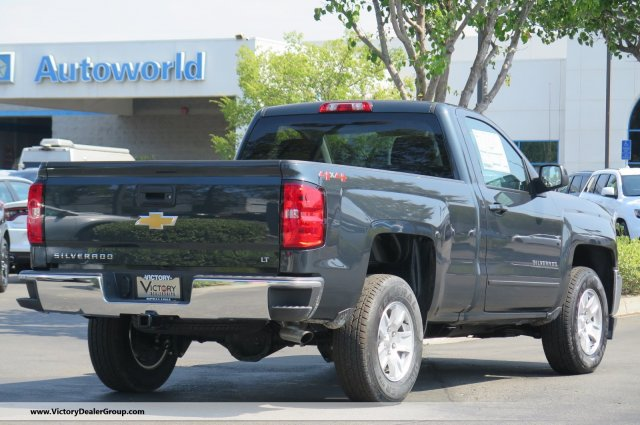 2018 Silverado 1500 Regular Cab 4x4,  Pickup #54818 - photo 2
