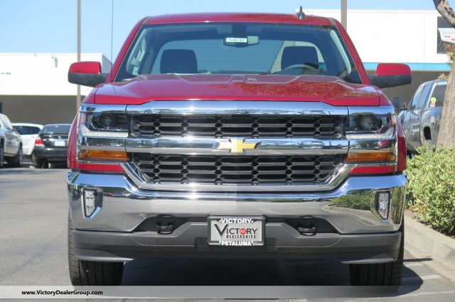 2018 Silverado 1500 Crew Cab 4x4,  Pickup #54830 - photo 3