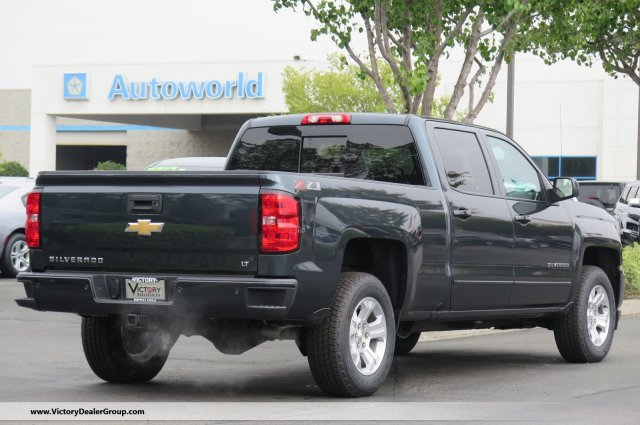 2018 Silverado 1500 Crew Cab 4x4,  Pickup #54832 - photo 2