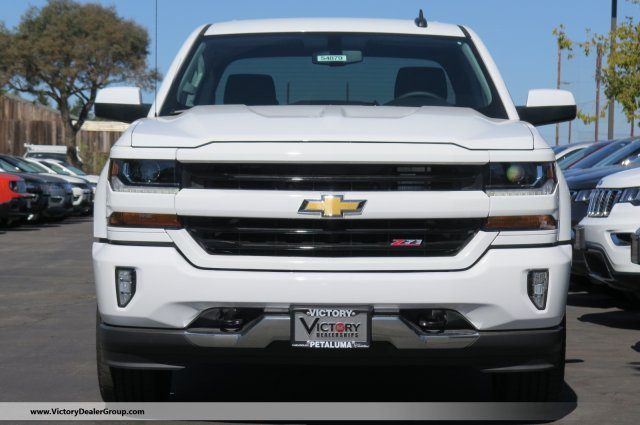 2018 Silverado 1500 Crew Cab 4x4,  Pickup #54879 - photo 3