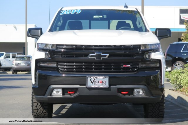 2019 Silverado 1500 Crew Cab 4x4,  Pickup #54990 - photo 3