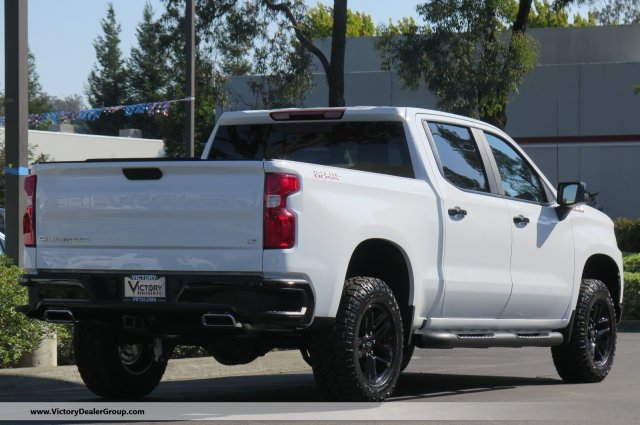 2019 Silverado 1500 Crew Cab 4x4,  Pickup #54990 - photo 2