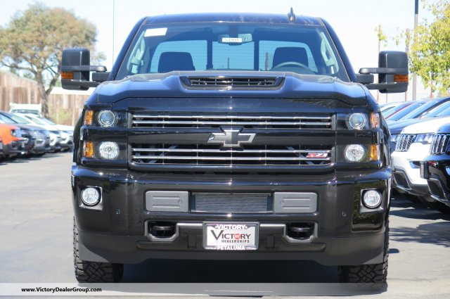 2019 Silverado 2500 Crew Cab 4x4,  Pickup #54991 - photo 3