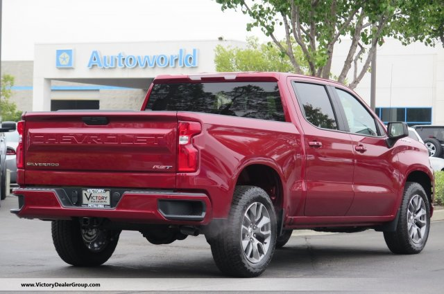 2019 Silverado 1500 Crew Cab 4x2,  Pickup #54992 - photo 2