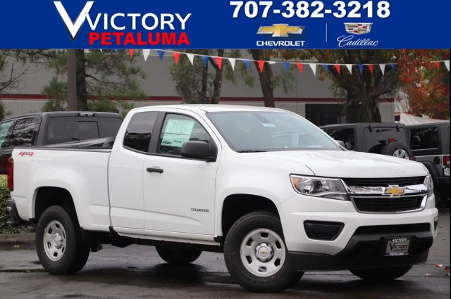 2019 Colorado Extended Cab 4x4,  Pickup #55008 - photo 1