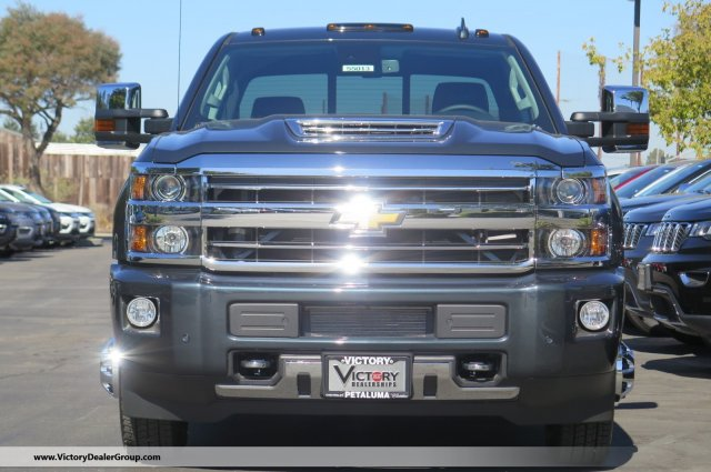 2019 Silverado 3500 Crew Cab 4x4,  Pickup #55013 - photo 3