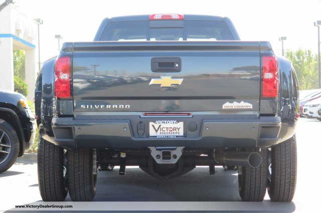 2019 Silverado 3500 Crew Cab 4x4,  Pickup #55013 - photo 5