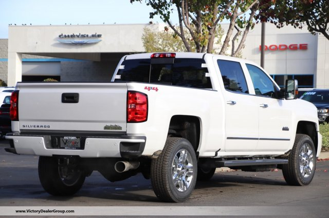 2019 Silverado 2500 Crew Cab 4x4,  Pickup #55082 - photo 2