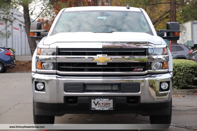 2019 Silverado 2500 Double Cab 4x4,  Pickup #55134 - photo 3