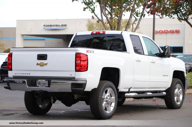 2019 Silverado 2500 Double Cab 4x4,  Pickup #55134 - photo 2