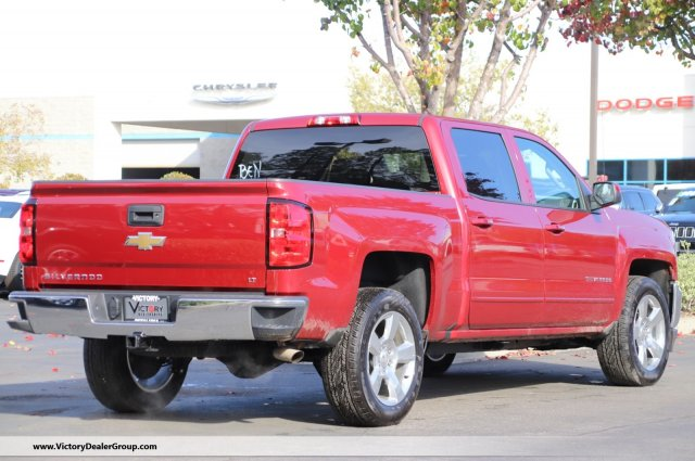 2018 Silverado 1500 Crew Cab 4x2,  Pickup #55144 - photo 2