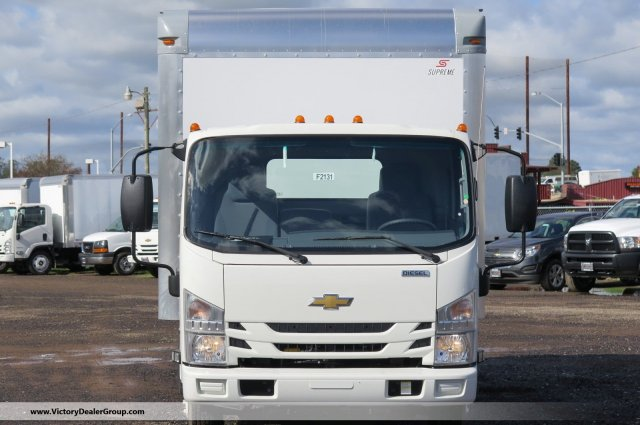2017 LCF 4500HD Regular Cab, Supreme Dry Freight #F2131 - photo 3