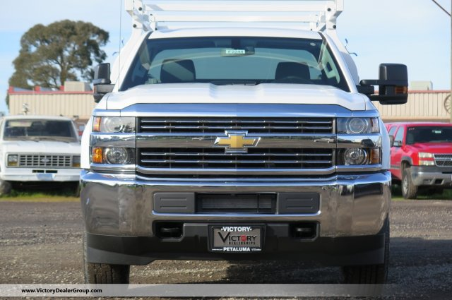 2018 Silverado 3500 Regular Cab 4x4, Service Body #F2244 - photo 3