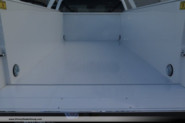2018 Silverado 3500 Regular Cab 4x4, Service Body #F2244 - photo 6
