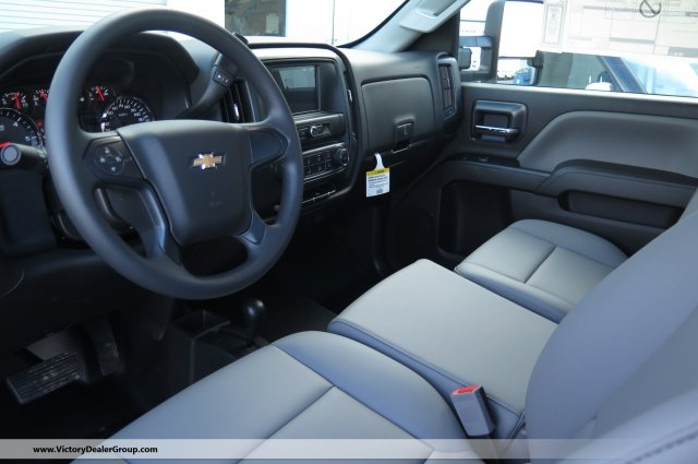 2018 Silverado 3500 Regular Cab 4x4, Service Body #F2244 - photo 7