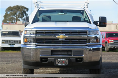2018 Silverado 3500 Regular Cab 4x4, Royal Service Bodies Service Body #F2244 - photo 3