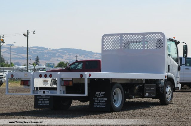 2018 LCF 4500XD Regular Cab,  Scelzi Platform Body #F2275 - photo 2