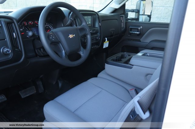 2018 Silverado 3500 Regular Cab DRW 4x2,  Knapheide Contractor Body #F2278 - photo 6