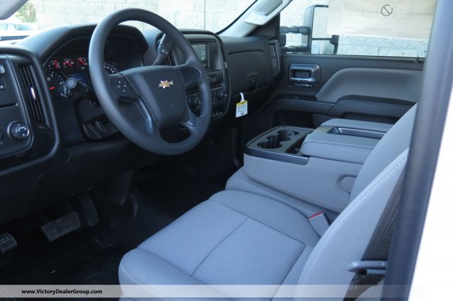 2018 Silverado 3500 Regular Cab DRW 4x2,  Knapheide Contractor Body #F2280 - photo 6