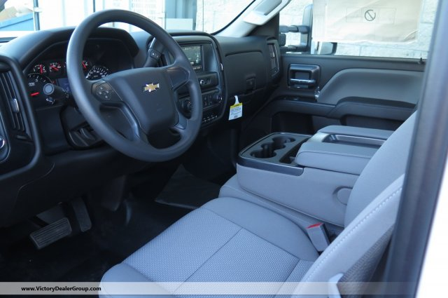 2018 Silverado 3500 Regular Cab DRW 4x2,  Knapheide Contractor Body #F2281 - photo 6