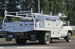2018 Silverado 3500 Regular Cab DRW 4x2,  Knapheide Contractor Body #F2281 - photo 1