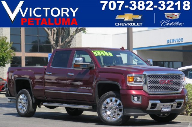 2016 Sierra 2500 Crew Cab 4x4,  Pickup #V11773 - photo 1