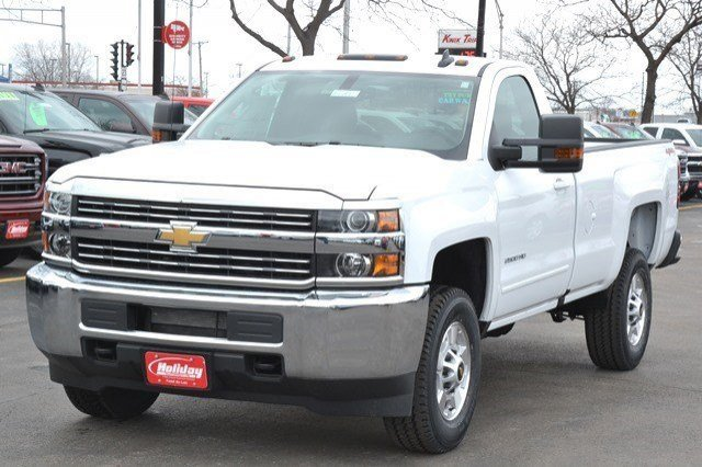 2016 Silverado 2500 Regular Cab 4x4, Pickup #16C295 - photo 3
