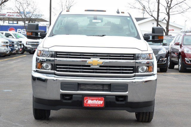 2016 Silverado 2500 Regular Cab 4x4, Pickup #16C295 - photo 4