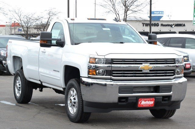 2016 Silverado 2500 Regular Cab 4x4, Pickup #16C295 - photo 5