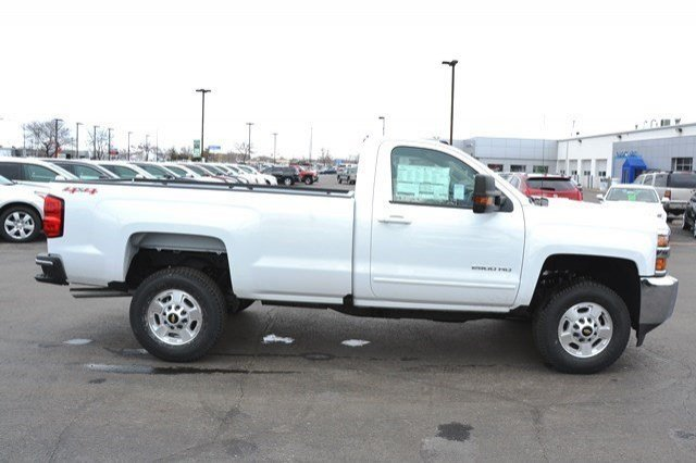 2016 Silverado 2500 Regular Cab 4x4, Pickup #16C295 - photo 6