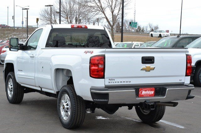 2016 Silverado 2500 Regular Cab 4x4, Pickup #16C295 - photo 2