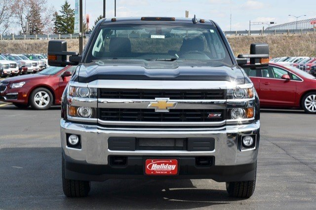 2016 Silverado 2500 Double Cab 4x4, Pickup #16C390 - photo 4