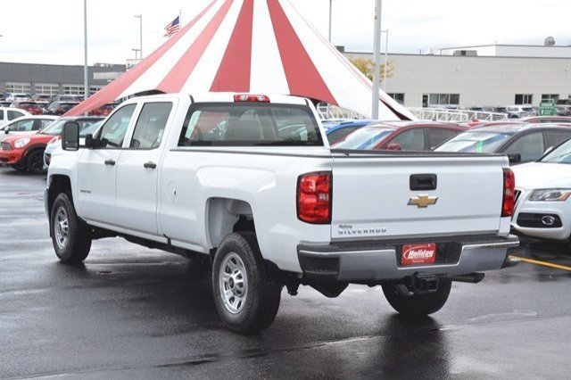 2016 Silverado 2500 Crew Cab, Pickup #16C709 - photo 2