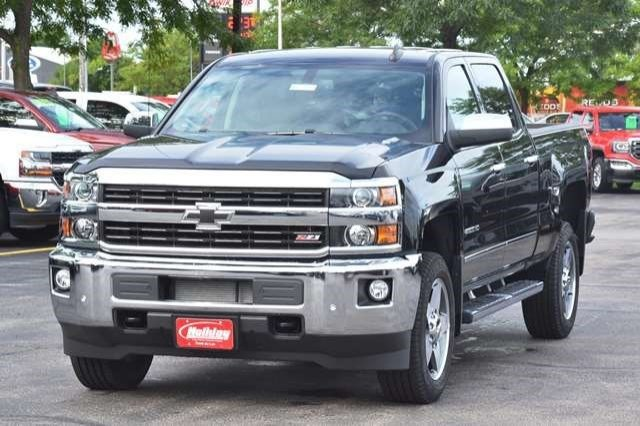 2016 Silverado 2500 Crew Cab 4x4, Pickup #16C741 - photo 3