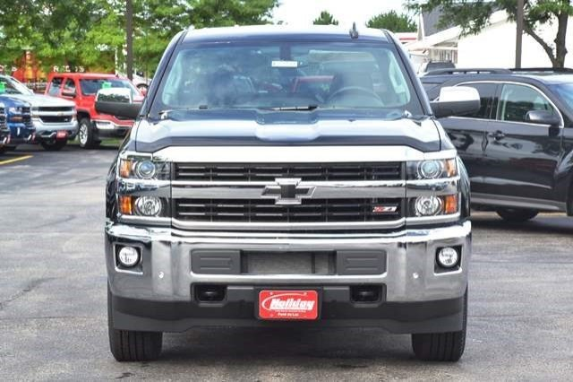 2016 Silverado 2500 Crew Cab 4x4, Pickup #16C741 - photo 4