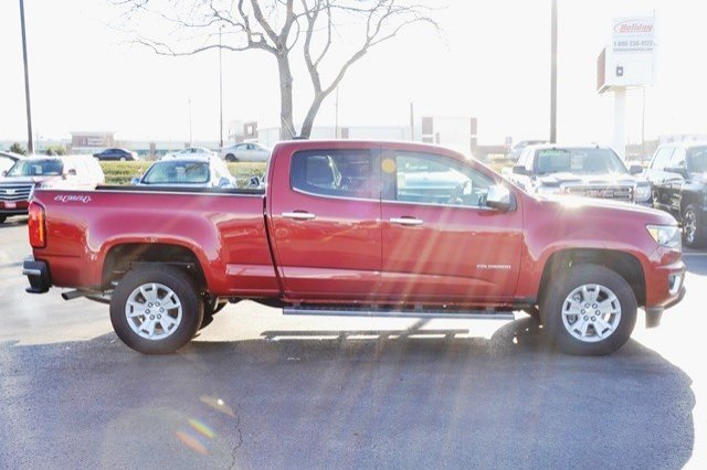 2016 Colorado Crew Cab 4x4, Pickup #16C795 - photo 6