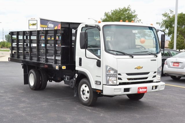 2016 Low Cab Forward Regular Cab, Knapheide Stake Bed #16C812 - photo 8
