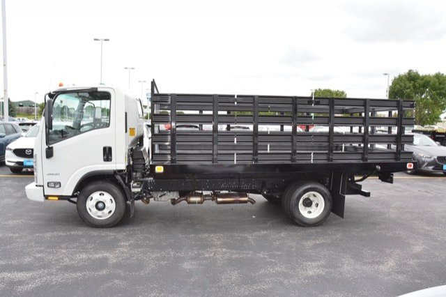 2016 Low Cab Forward Regular Cab, Knapheide Stake Bed #16C812 - photo 4