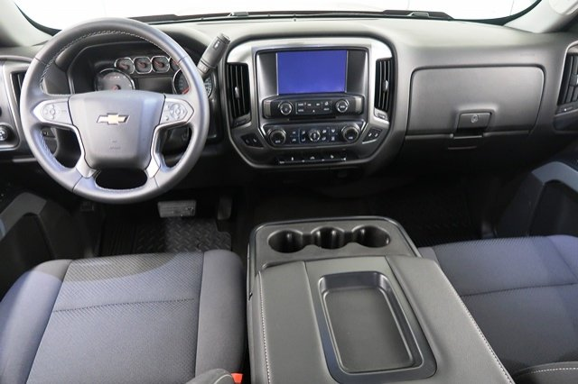 2017 Silverado 1500 Crew Cab 4x4, Pickup #17B147A - photo 17