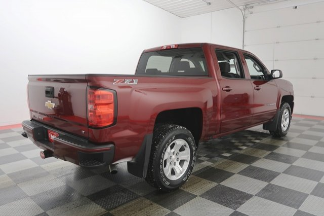 2017 Silverado 1500 Crew Cab 4x4, Pickup #17B147A - photo 5