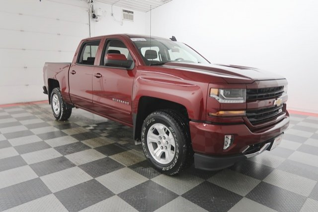 2017 Silverado 1500 Crew Cab 4x4, Pickup #17B147A - photo 6