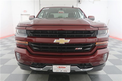 2017 Silverado 1500 Crew Cab 4x4, Pickup #17B147A - photo 7