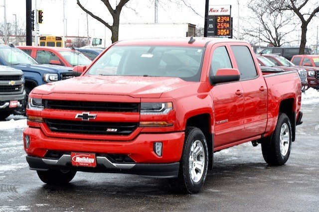 2017 Silverado 1500 Crew Cab 4x4, Pickup #17C258 - photo 3